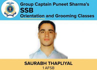 SAURABH THAPLIYAL