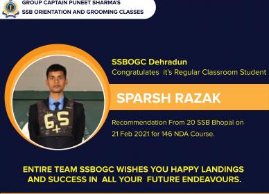 SPARSH RAZAK
